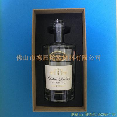 用于红酒,洋酒等的包装内衬。